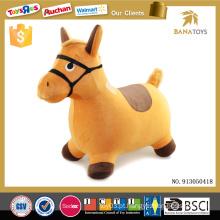 China bola de pular de venda quente brinquedo cavalo engraçado para criança salto animal inflável