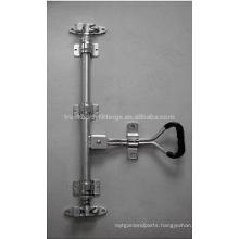cargo container lock bar