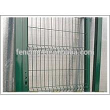 Exportieren Sie Stahlschwingenzaundor für Verkäufe