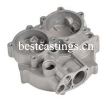 Pièces en fonte d'aluminium pour pièces automobiles (EN AC-43400 / AlSi10Mg A360.0)
