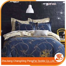 Домашний текстиль 100% полиэстер щеткой ткань лист четыре части