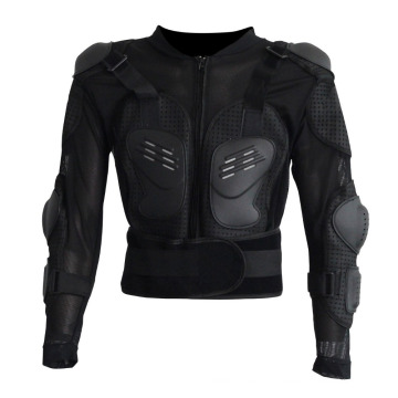 Coolest knight motorcycle clothes protect arm shoulder and back
