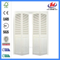 *JHK-B06 Bi Fold Doors Sizes Internal Bifold Doors White Folding Doors For Sale