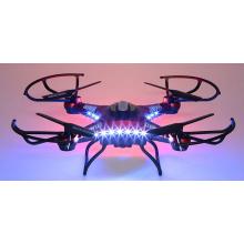 Atacado 2.4G 4CH Controle Remoto RC Helicóptero Quadcopter Drone com Câmera HD