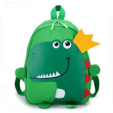 2020 Cute Kids Stationery Backpacks 3D Dinosaur School Bag For Boys