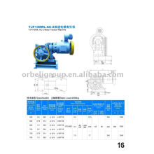 AC-2 Fahrwerksgetriebe