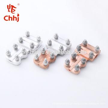 T-Connector for Copper Conductor com cobertura de isolamento