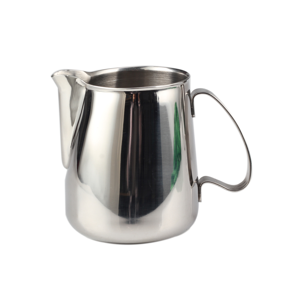 New Design Stainless Steel Milk Frother Pitcher