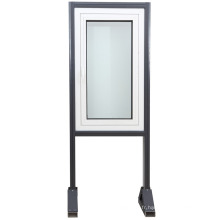 Feelingtop Metal Aluminium / Aluminium Alloy Thermal Break Casement Window