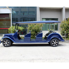 China Pick-up Electrical Classic Cars 8 Seat Electric Classic Old Golf Club Cart Car