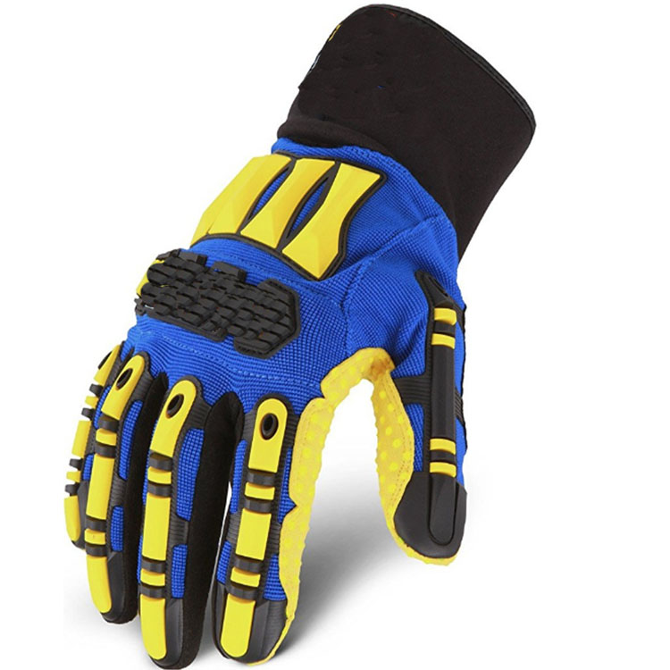Worker Anti-vibration Gloves