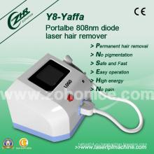 Передовые технологии 2000W 808nm Удаление диодного лазера