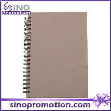 Vente en gros Custom Cheap Spiral Chinese Notebook