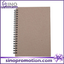 Venda Por Atacado Custom Cheap Spiral Chinese Notebook
