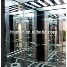 Более дешевый пассажирский лифт 10 человек MRL