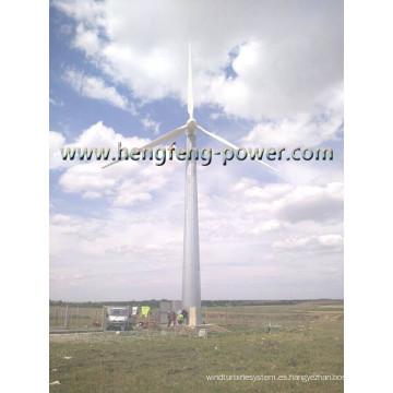 sistema de turbina de viento de 200KW de Hengfeng China
