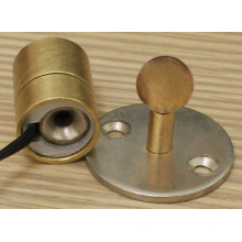 Luz magnética do gabinete do diodo emissor de luz giratória