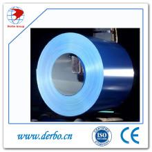 Dx51d Placa de bobina de acero galvanizado