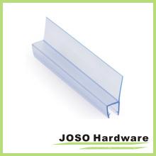 Tira de vedação de limpador de porta de chuveiro clara (SG229)