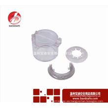 Wenzhou BAODI OEM Ideal Rotación Eléctrica & Botón Interruptor Cubre Cierre Bloqueo De Seguridad BDS-D8651