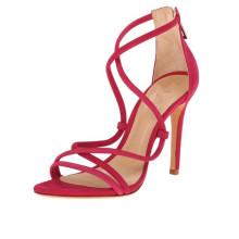 Últimas sandálias femininas de salto alto de moda (S42)
