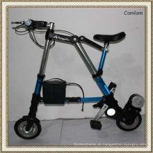 2013 Bicicleta elétrica de bicicleta elétrica dobrável aprovada CE (CL-BF-E01)
