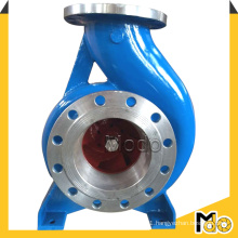 Ss304 Stainless Steel Honrizontal Centrifugal End Suction Pump