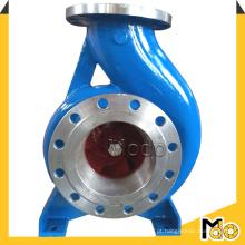 Bomba de água de aço inoxidável frente e verso padrão do ISO 8inch