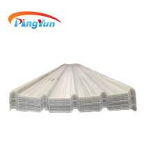 tuile translucide en PVC ignifuge résistant aux intempéries