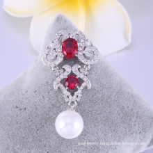 Zhefan popular magnetic brooch pin brooch for wedding invitations