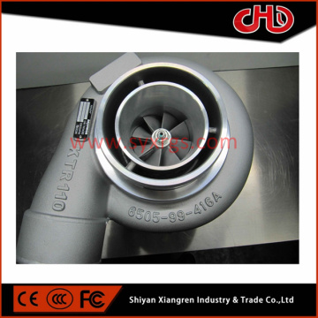 Komatsu Air Cooled Type Turbocharger 6505-67-5030