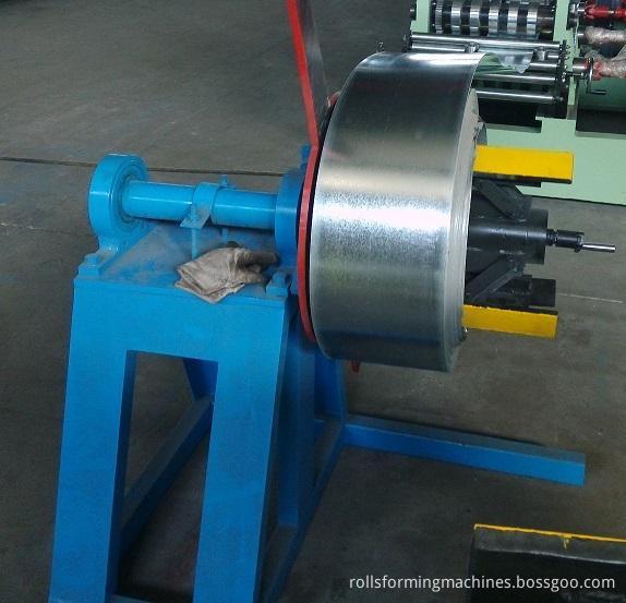 C Z Adjustable Purlin Roll Forming Machine--decoiler