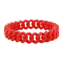 Rubber Wristband for Decorative Use
