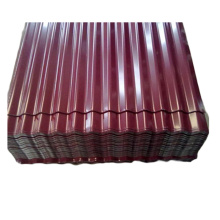 Lembaran Steel Galvanized Corrugated