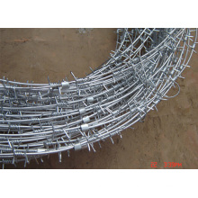 ISO Certificated Galvanized Barbed Wire