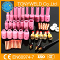 wp18/wp26 факелы аксессуары 50шт на наборы для сварки TIG части