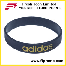 OEM Alta Qualidade Silicone Wristband