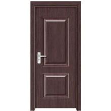 Wenge PVC-Tür