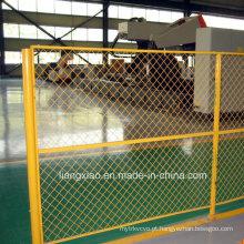 Alta qualidade galvanizada Temporary Fence ISO9001 Factory (HPZS3004)