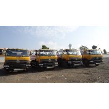 4X2 lecteur Dongfeng carburant camion / réservoir de carburant camion / huile camion / réservoir de pétrole camion pour 8-14 mètres cubes