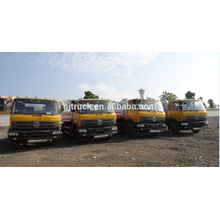 4X2 drive Dongfeng fuel truck / Fuel tank truck /oil truck /oil tank truck for 8-14 cubic meter