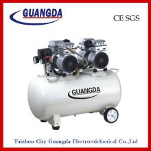 Compressor de ar livre de óleo CE SGS 65L 800wx2 (GD140)