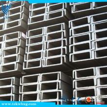 ASTM A582 316L épaisseur décapée 8mm barre de canal en acier inoxydable