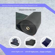 tecido ativo da fibra do carbono dos materiais da roupa