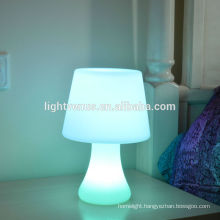 hight quality cheap plastic LED party mood light2015