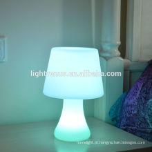 hight qualidade barato plástico LED festa humor light2015