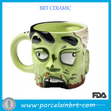 Kreative Keramik Zombie Becher Neuheit Geschenk
