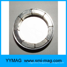 High quality magnet components of 10kw permanent magnet generator