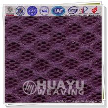 Tissu en maille durable en polyester