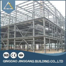 Cheap and Elegent Prefabricated Steel Structure Frame Building